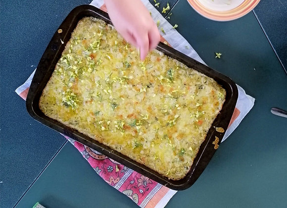 Eat a Rainbow Kids Class Cauliflower Macaroni Cheese | Thursday 22nd July 11-1pm