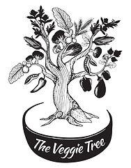 The Veggie Tree Logo