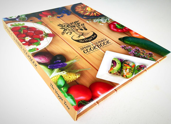 The Veggie Tree Spring and Summer Cookbook