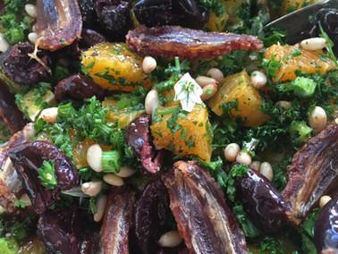 Iranian Inspired Salad