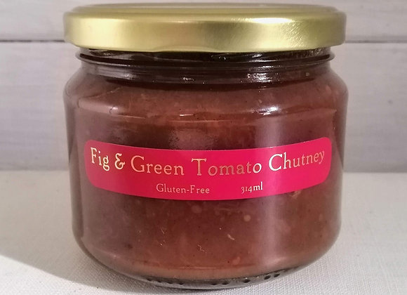 Fig & Green Tomato Chutney