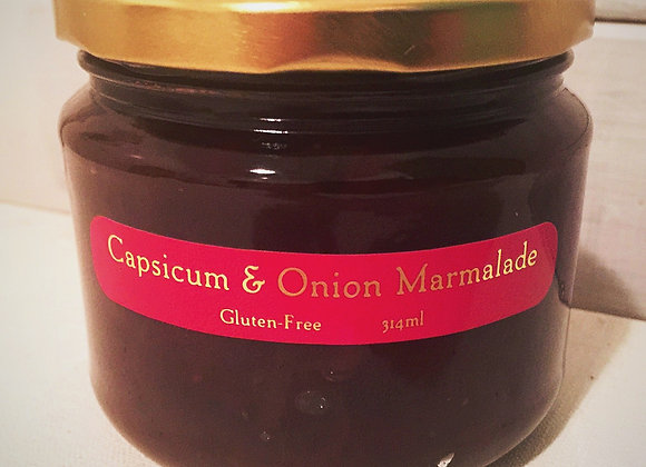 Capsicum & Onion Marmalade