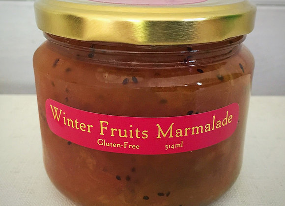 Winter Fruits Marmalade