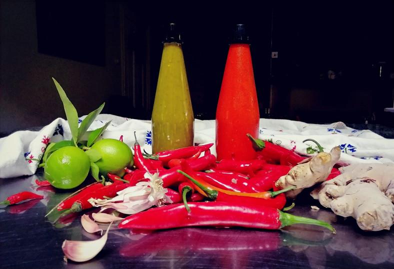 Fermented Chilli Sauce Recipe