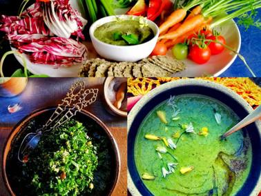 Weeds Wednesday Recipes