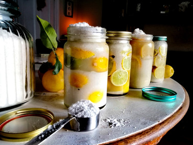 Salted Lemons and Limes Recipe