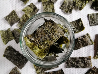 Seaweed Snacks Recipe