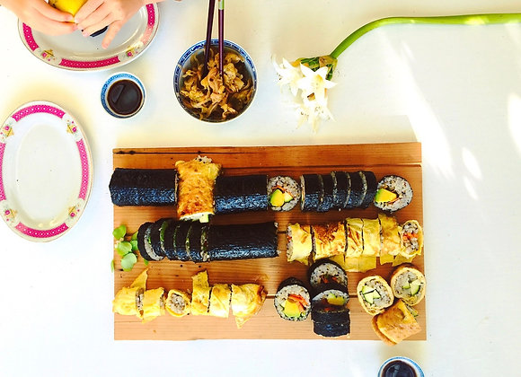 Sushi Skills | Sunday 4th July 3-5pm