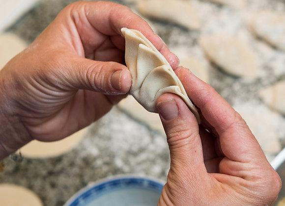 Pot Sticker Dumplings From Scratch | Sunday 27th June 3 - 5pm