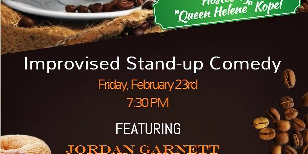 Improvised Stand Up Comedy Night