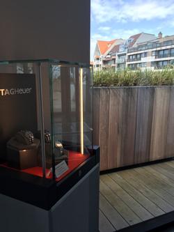 Tag-Heuer au 360 de Knokke