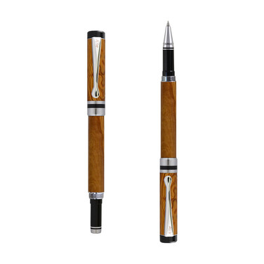 Ipazia roller pen in Olive wood