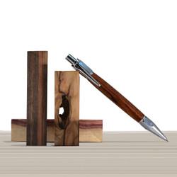 Artemisia pensil in Bubinga wood