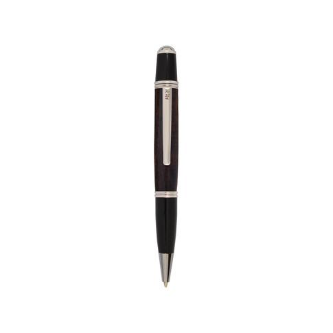 Mantinea ballpoint pen  in Ebony wood