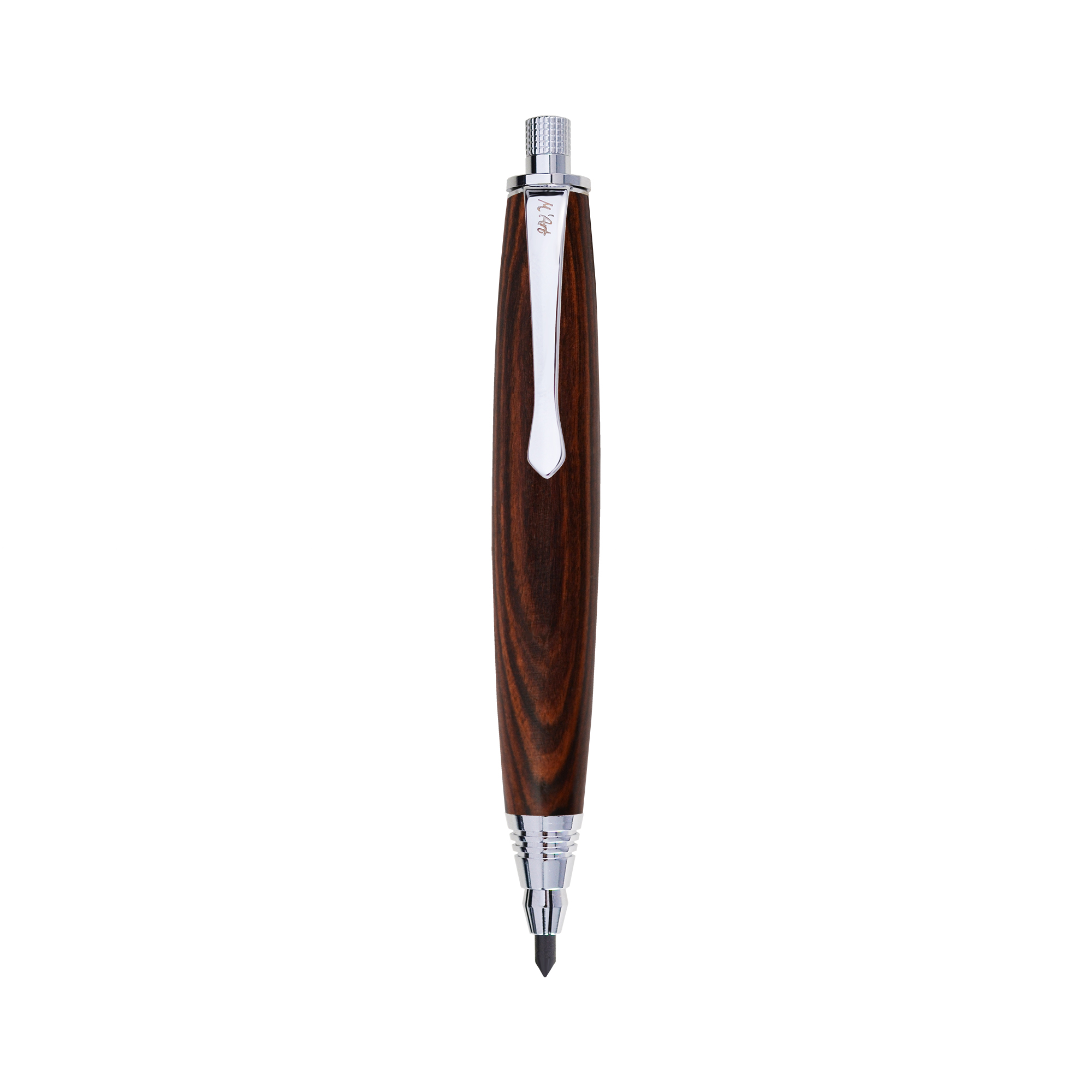 Ligabue pencil in Pau Violeto wood