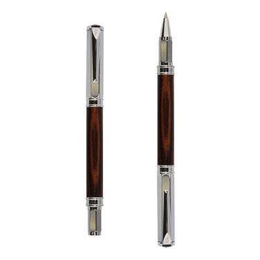 Artemisia roller pen in Pau Violeto wood
