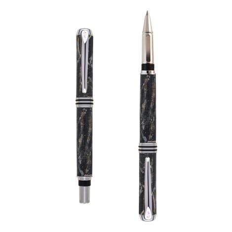 Antea roller pen in Black Marble effect