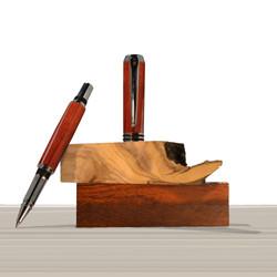 Antea roller Padouk wood