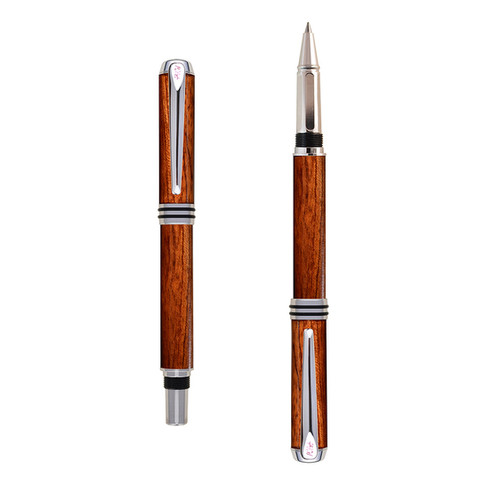 Antea roller pen in Bubinga wood