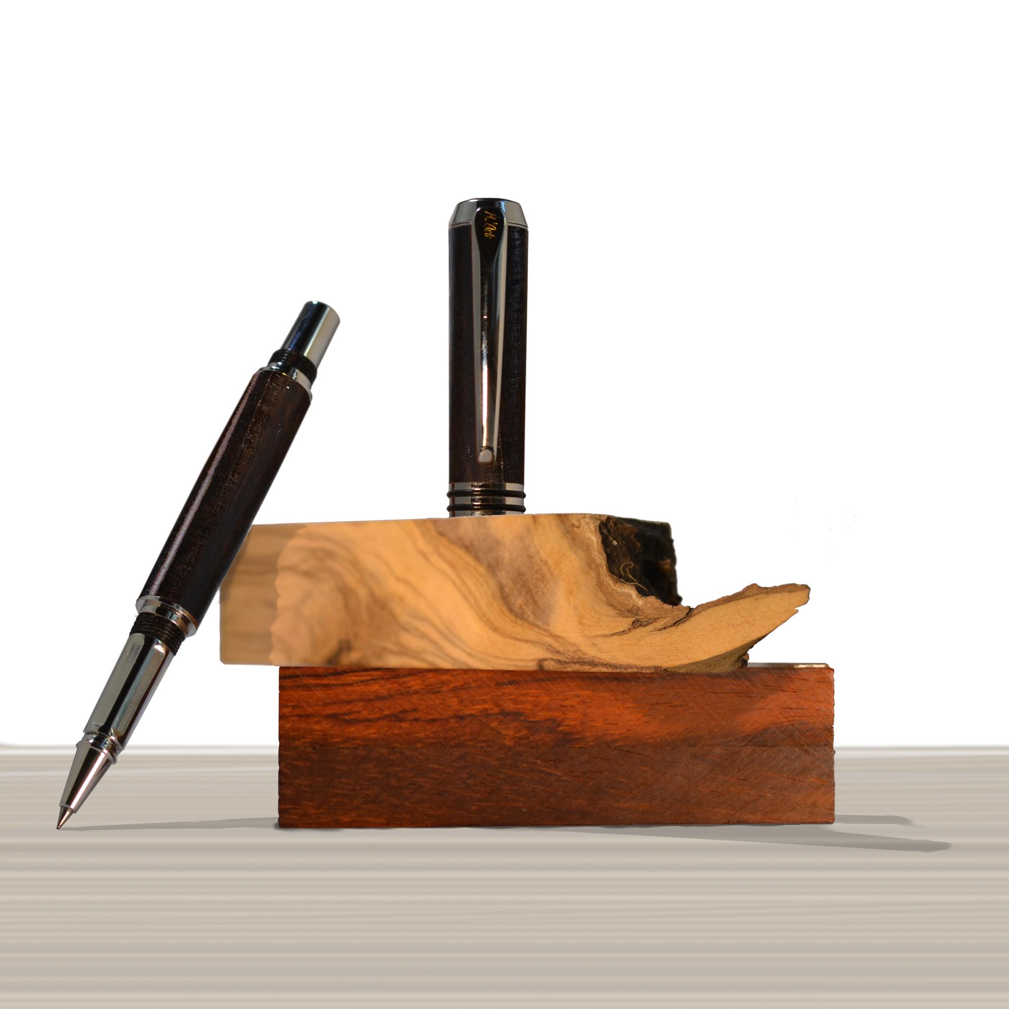 Antea roller Ebony wood