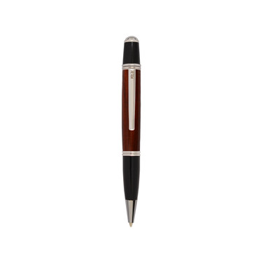 Mantinea ballpoint pen  in Padouk wood