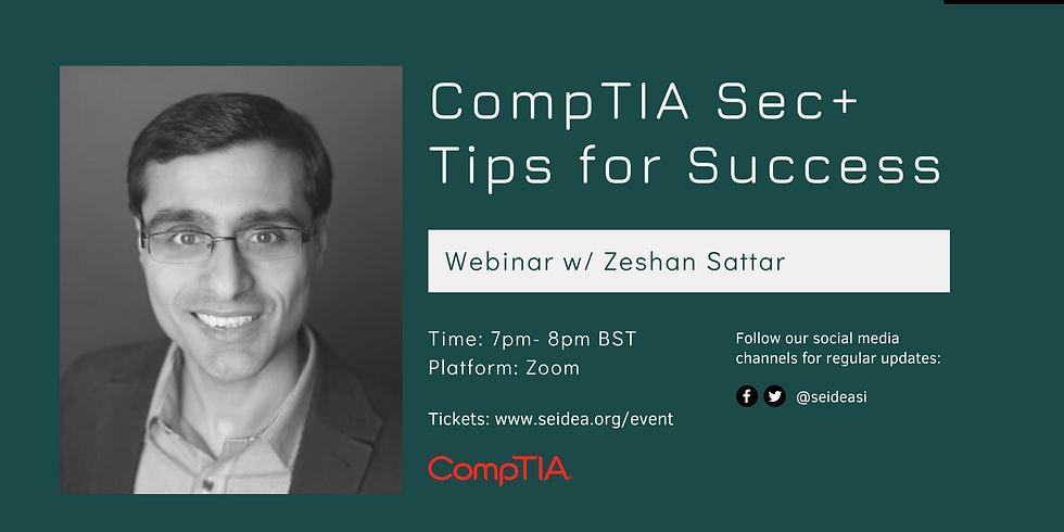 CompTIA Sec+ Tips for Success