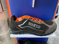 Chaussure de sécurité SPARCO S3 nitro black/grey