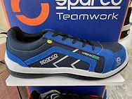 Chaussure de sécurité SPARCO S3 urban evo navy/blue