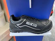 Chaussure de sécurité SPARCO S3 nitro black/black