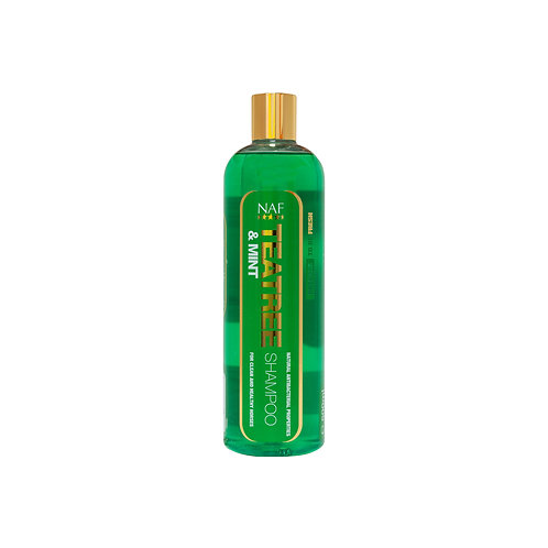 NAF Teebaum & Minze Pferdeshampoo 500 ml