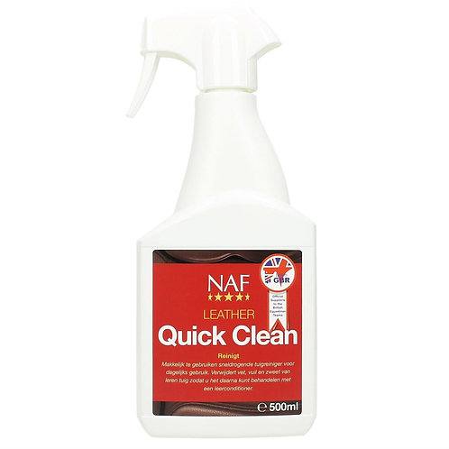 NAF Leder Quick Clean 500 ml