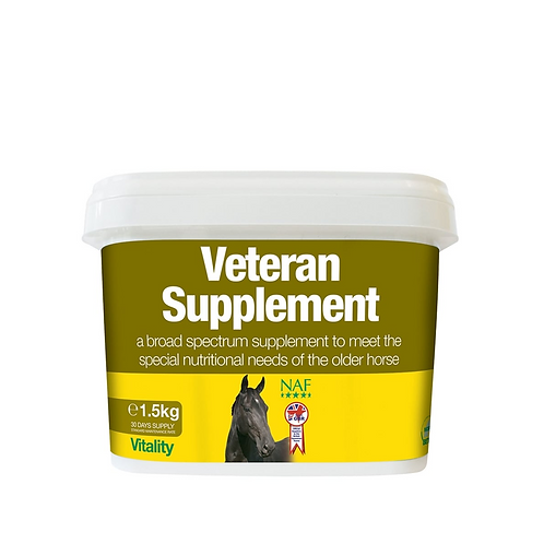 NAF Veteran Supplement 1.5 kg