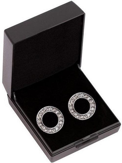 SD Design Ohrring Bella Black Diamond