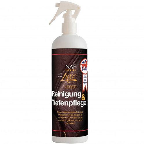 NAF Leder Reinigung und Tiefenpflege 500 ml