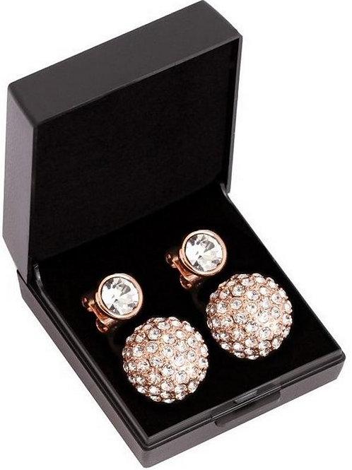SD Design Ohrring Diamond rosegold