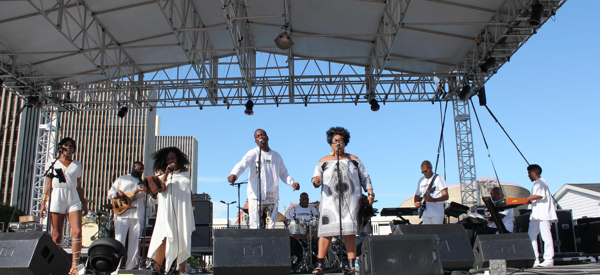 Black Cultural Fest 2018
