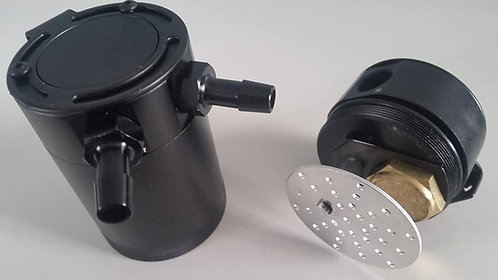 OIL CATCH CAN with filtration