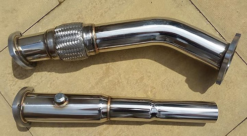 1.8T AUDI A3 VW GOLF SKODA OCTAVIA DOWNPIPE AND DECAT