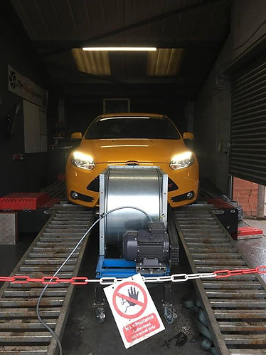 FORD FOCUS ST 250 TUNING PACKAGES