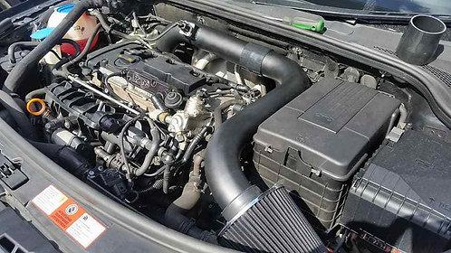 VW GOLFKO4 TURBO MK5 2.0 GTI/TFSI /AUDI S3 TFSI SEAT BLACK AIR INDUCTION KIT