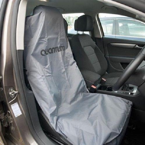 Quantum reusable seat cover