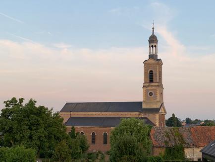 St.-Albanuskerk - Vlijtingen