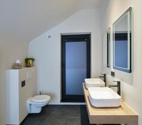 Het Hof van Vlijtingen - badkamer