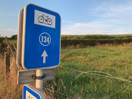 Vlijtingen - fietsroute