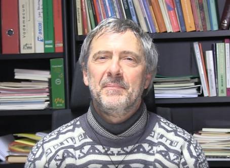 """Luc Herbots: """"De waarden die we herontdekken, vasthouden voor de toekomst."""""""