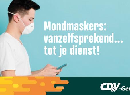 CD&V Genk versterkt de Genkenaar in coronatijden!