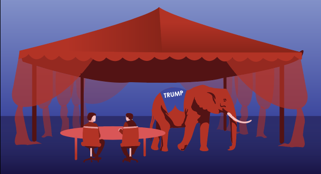 The Right Needs Not to Let a Big Tent Become a Clown Car