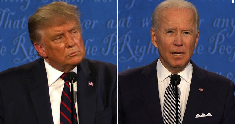 The First Debate Changed NOTHING
