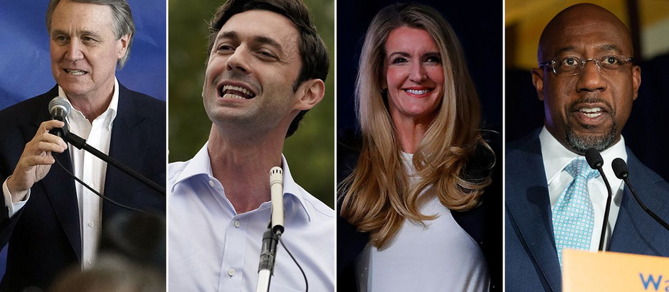 Republicans Remain Apathetic Ahead of Georgia's Senate Runoff