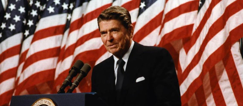 Conservatives: It's Time to Drop the Reagan Worship